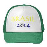 El Brasil 2014 Gorro De Camionero