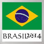 El Brasil 2014 Posters