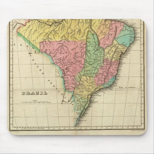 El Brasil 5 Tapete De Ratones