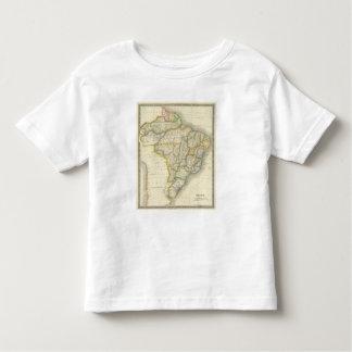 El Brasil 8 Playera De Bebé