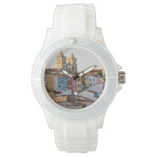 El Brasil, Bahía, Salvador, la ciudad más vieja Reloj De Mano