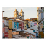 El Brasil, Bahía, Salvador, la ciudad más vieja Postal