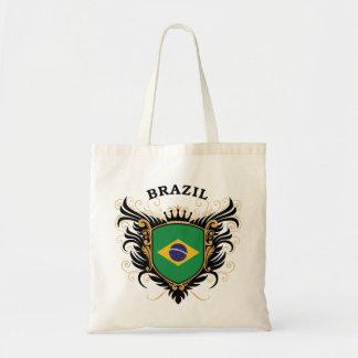 El Brasil Bolsa Tela Barata