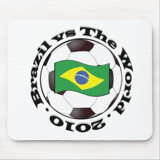 El Brasil contra el mundo Tapete De Ratón