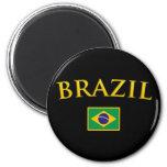 El Brasil de oro Imán