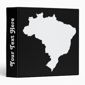 """El Brasil festivo negro en Emporio Moffa Carpeta 1 1/2"""""""