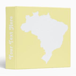 """El Brasil festivo poner crema en Emporio Moffa Carpeta 1 1/2"""""""