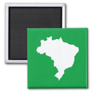 El Brasil festivo verde amazónico en Emporio Moffa Imán Cuadrado