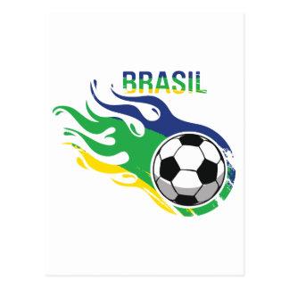 El Brasil fresco Futebol