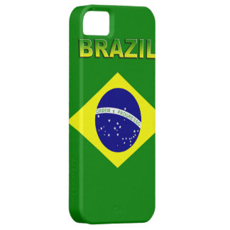 El Brasil iPhone 5 Fundas