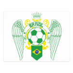 El Brasil Futbol Postal