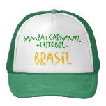 El Brasil Gorra