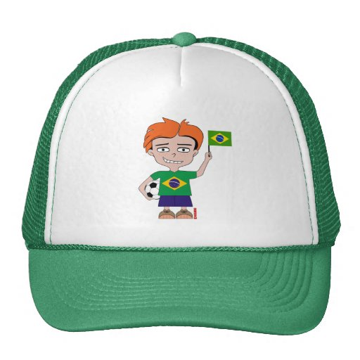 El Brasil Gorro De Camionero