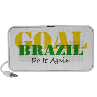 El Brasil - hágalo otra vez iPod Altavoz