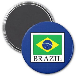 El Brasil Imán Redondo 7 Cm