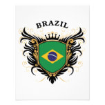 El Brasil Invitación Personalizada