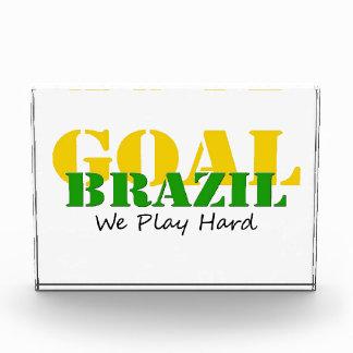 El Brasil - jugamos difícilmente