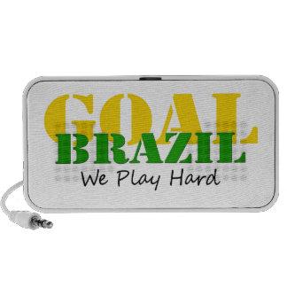 El Brasil - jugamos difícilmente Altavoz