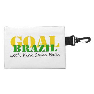 El Brasil - la charla nos dejó golpear algunas