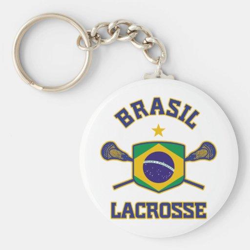El Brasil Llavero Personalizado