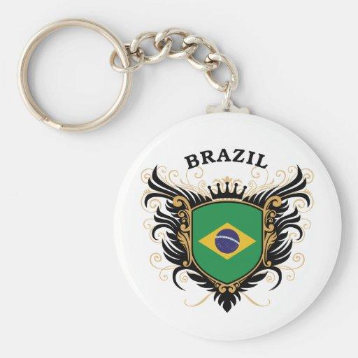 El Brasil Llaveros