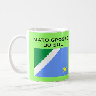 El Brasil Mato Grosso* hace la taza de Sul