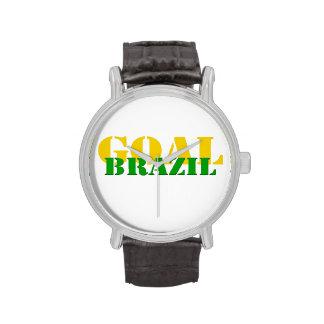 El Brasil - meta Relojes