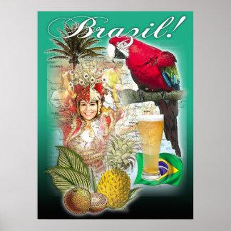 el Brasil Impresiones