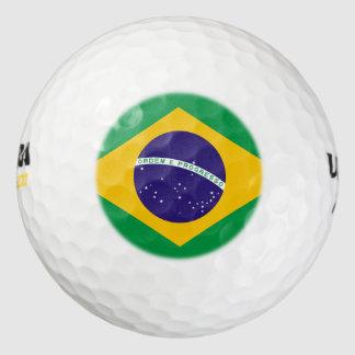 el Brasil Pack De Pelotas De Golf