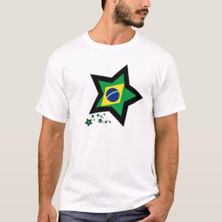 El Brasil Playera