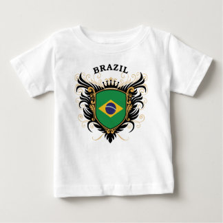 El Brasil Playera Para Bebé