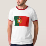 El Brasil Portugal 2014 el Brasil Copo hace Mundo Playera
