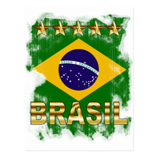 El Brasil Postales