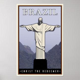 El Brasil Póster