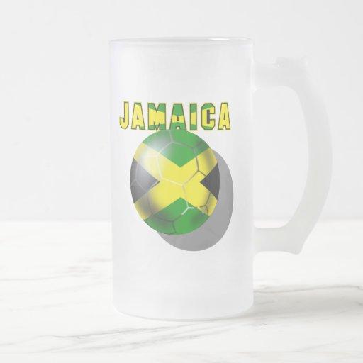 El Brasil reggae Boyz de Jamaica del fútbol de 201 Taza
