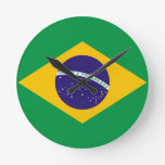el Brasil Relojes De Pared