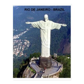El Brasil Río de Janeiro Cristo (St.K.) Postal