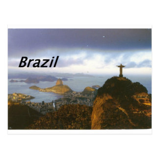 el Brasil Río de Janeiro [kan.k] .JPG Tarjeta Postal