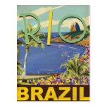 El Brasil - Río de Janeiro Postal