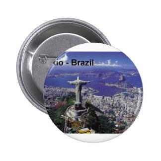 El Brasil Río de Janeiro (St.K.) Pin