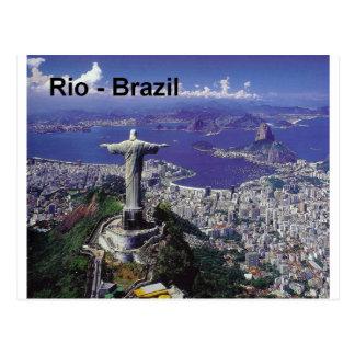El Brasil Río de Janeiro (St.K.) Postal