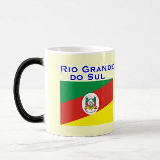 El Brasil Río Grande del Sur * Taza Mágica
