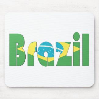 El Brasil Alfombrillas De Raton