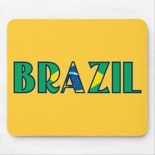 El Brasil Tapetes De Raton