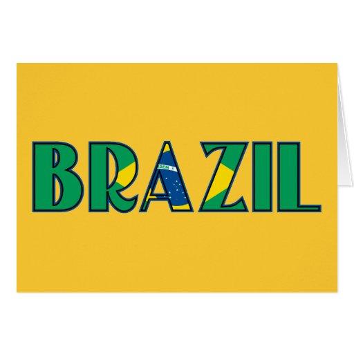 El Brasil Tarjeton