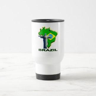 El Brasil Taza Térmica