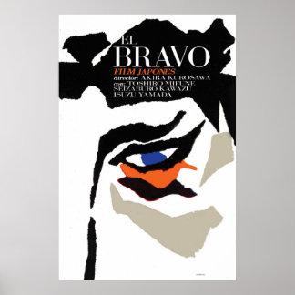 El Bravo Poster