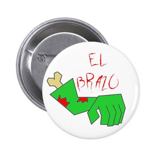 EL BRazo Pins