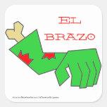 EL BRazo STIckers