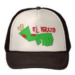 EL BRazo Trucker hat
